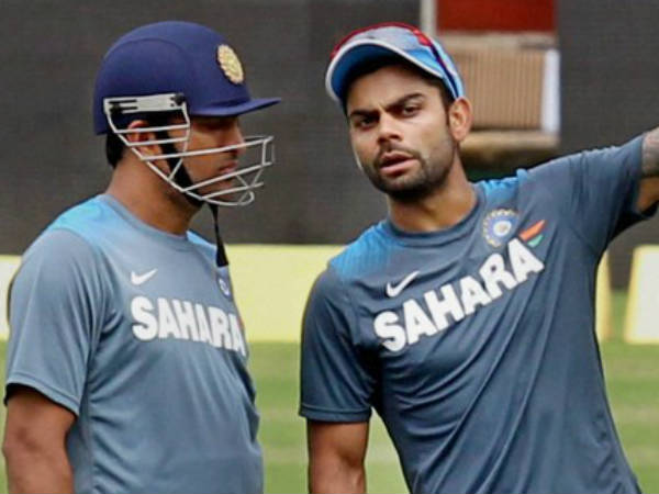 'Want to learn composure from MS Dhoni'