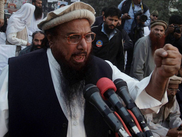 JuD chief Hafiz Saeed mocks India