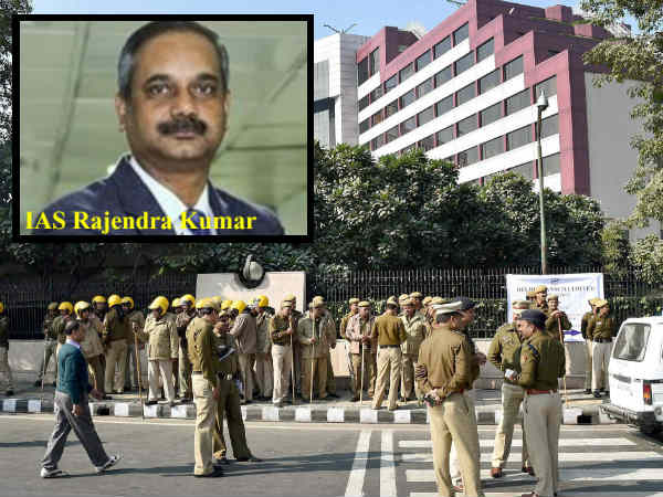 Rajendra Kumar was questioned for 7 hrs