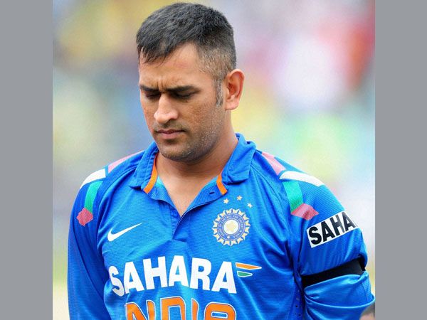 Selectors happy with MS Dhoni