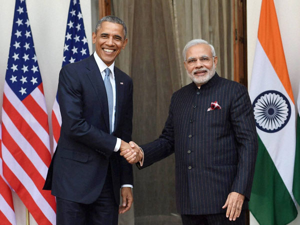 2015, a transformative year for India-US