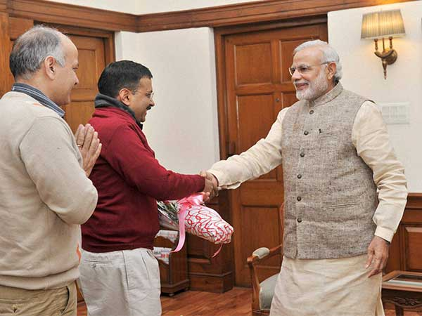 Odd-Even: Kejriwal seeks Modi's support