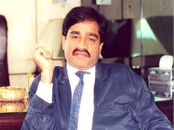 VHP activists set afire underworld don Dawood Ibrahim's car in Ghaziabad.