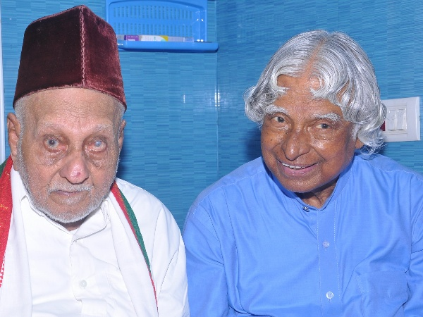 Kalam and brother