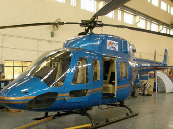 PM to inaugurate HAL's chopper facility