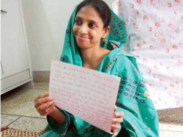 Geeta's mother found in MP?