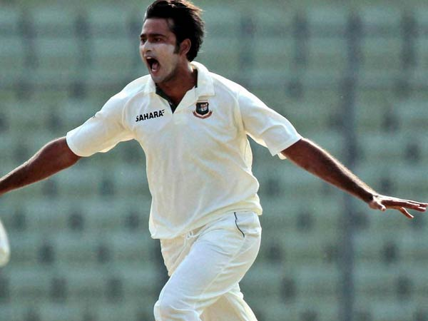 Shahadat Hossain charged by police