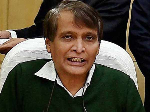 Suresh Prabhu launches green energy initiatives.