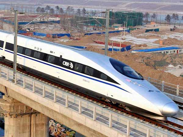 Bullet Train: Representational Image