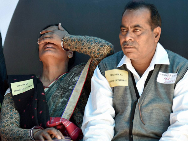 Nirbhaya's parents hope for justice