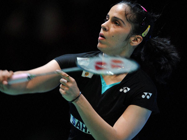 A file photo of Saina Nehwal