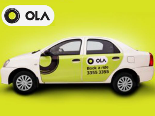 Bengaluru: Over 1,000 drivers protest against Ola Cabs - Oneindia