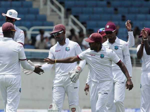 'West Indies aren't even competing'