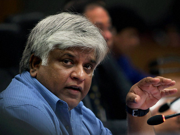 Ranatunga crushed in SL Cricket election