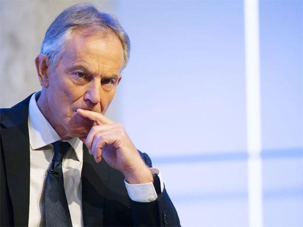 Blair banned at British embassies?