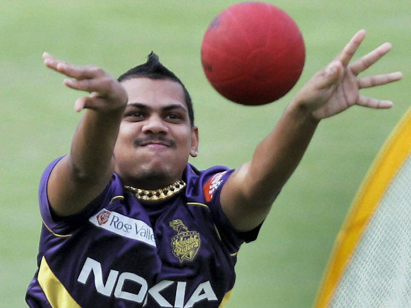 Sunil Narine, who is banned from bowling in international cricket, has been retained by Kolkata Knight Riders
