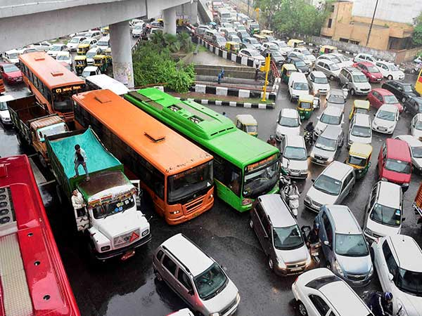 Odd-even: Passengers go for car-pooling.