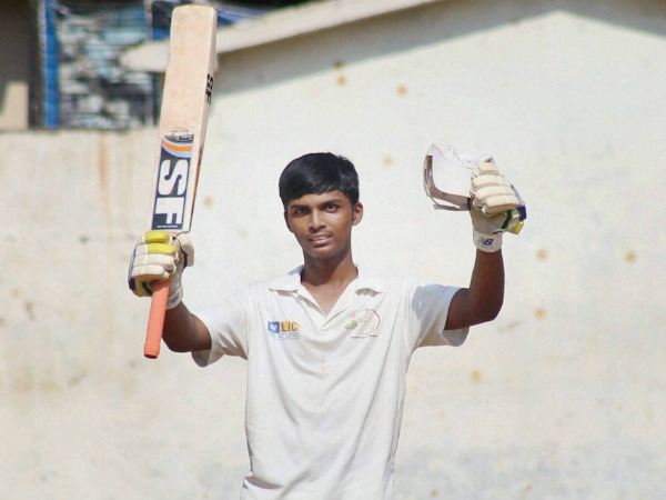 Pranav celebrates his world record feat