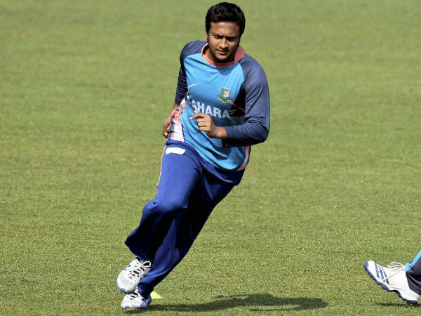 A file picture of Shakib