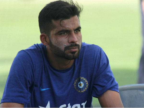 Barinder Sran is likely to make his international debut on Tuesday (January 12)