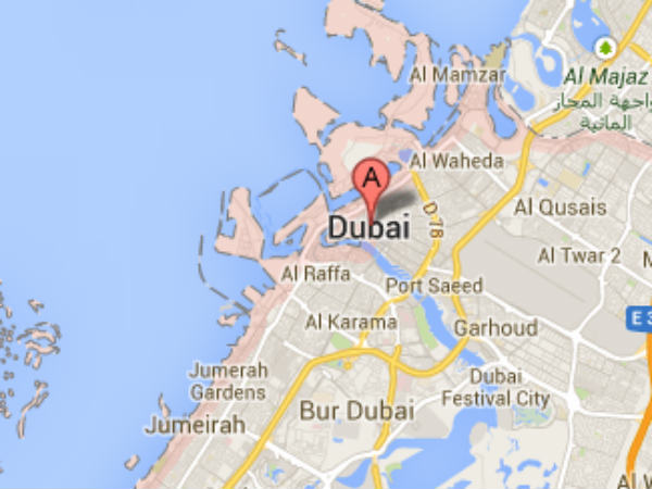 UAE fire: 2 held for posting selfie