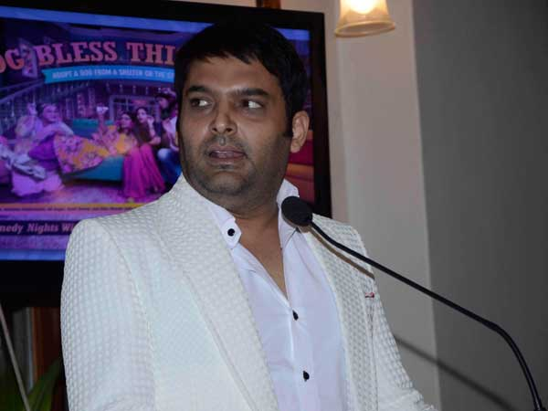 Kapil Sharma's brother a brave hero
