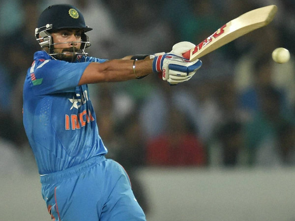 Virat Kohli on the verge of breaking a record