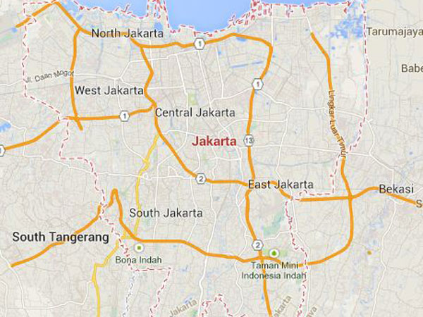 IS claims Jakarta attacks