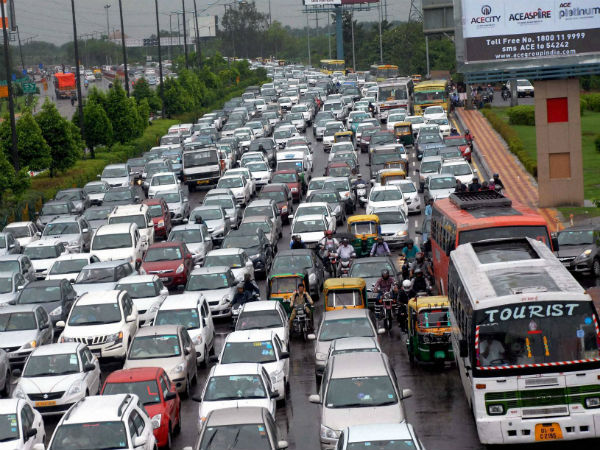 Odd-Even ends: Traffic goes out of gear