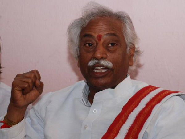 Nothing to do with Dalit students' suspension: Bandaru Dattatreya.