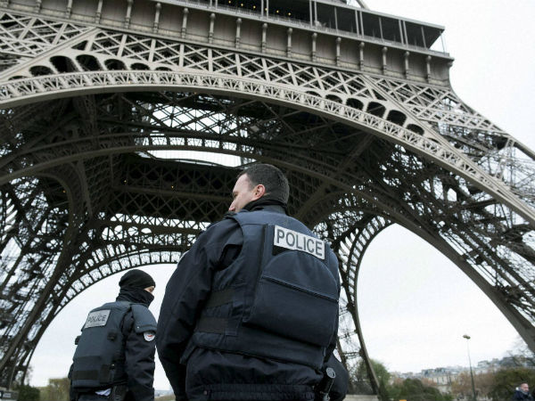 Eiffel Tower sees drop in visitors