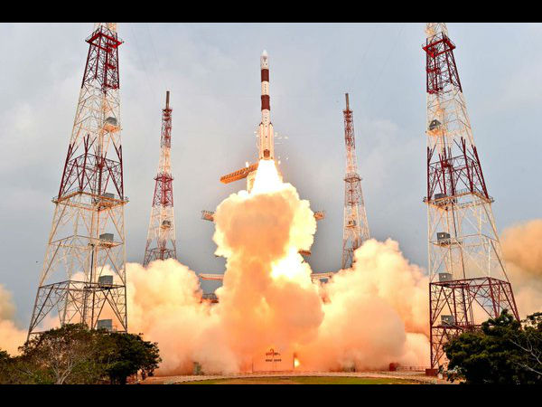 India to launch satellite every month?