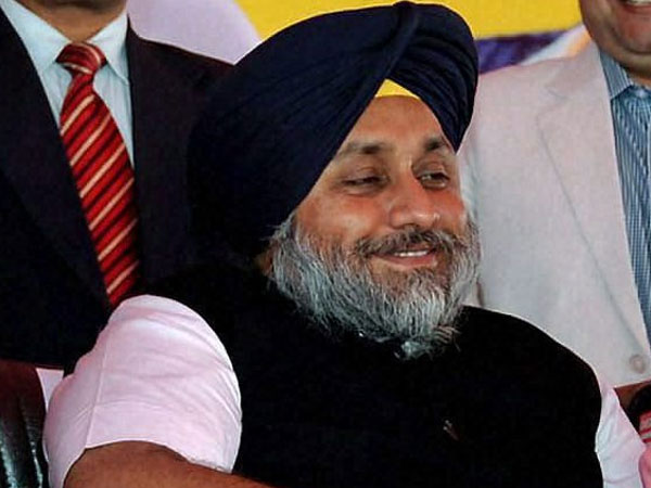 Sukhbir rejects AAP as an opponent