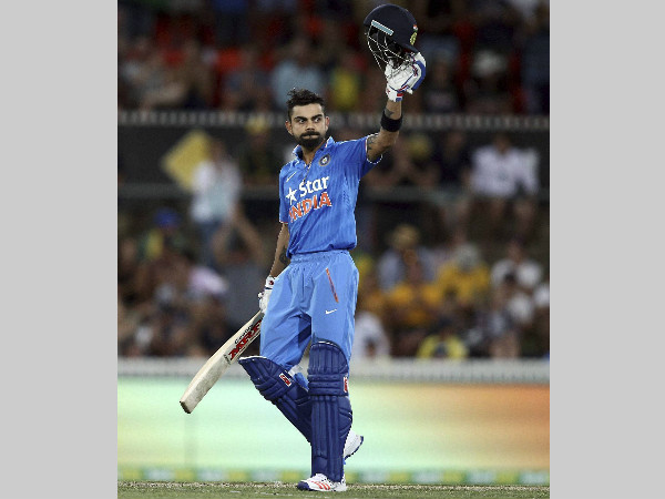 Virat Kohli will look to continue his fine form