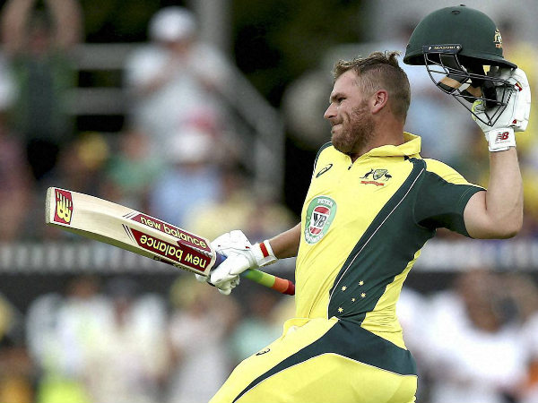 File photo: Aaron Finch