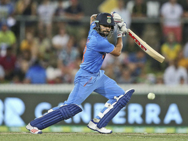 Once again Kohli is key for India