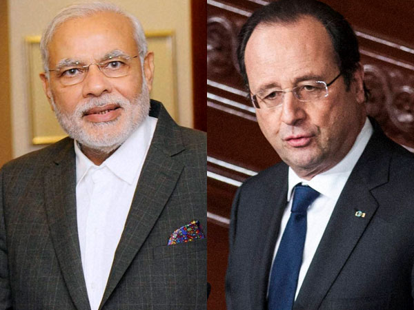 Hollande, Modi to make a 'Rock'(ing) start in Chandigarh.