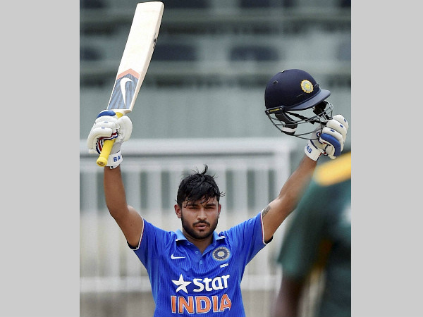 File photo: Manish Pandey lit up SCG with a scintillating ton