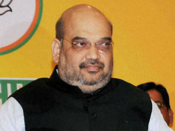 Shah elected BJP Prez for 2nd term