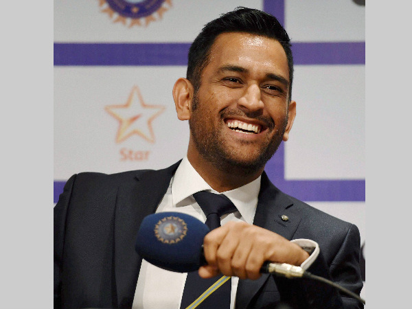 File photo: A smiling MS Dhoni spoke about PIL again