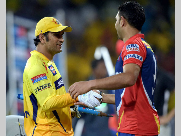File photo: Dhoni (left) will welcome back Yuvraj (right) after a long gap