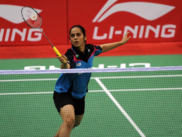 Saina dedicates Padma award to coach