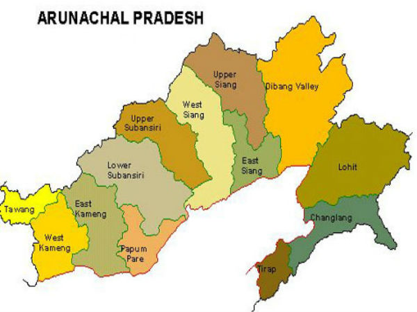 President's rule imposed in Arunachal