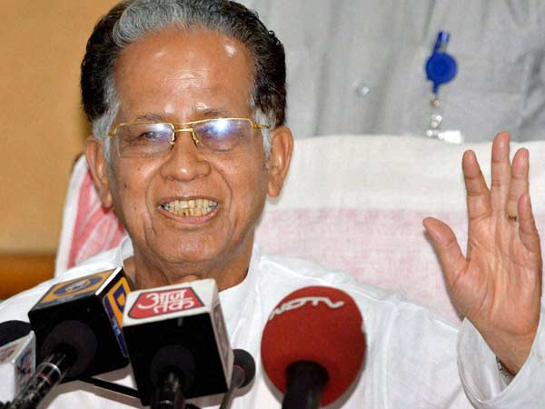Gogoi appeals militants for peace