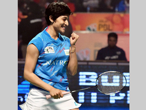 A file picture of Ashwini Ponnappa