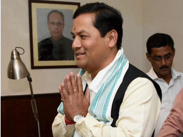 Sonowal is BJP's CM candidate in Assam