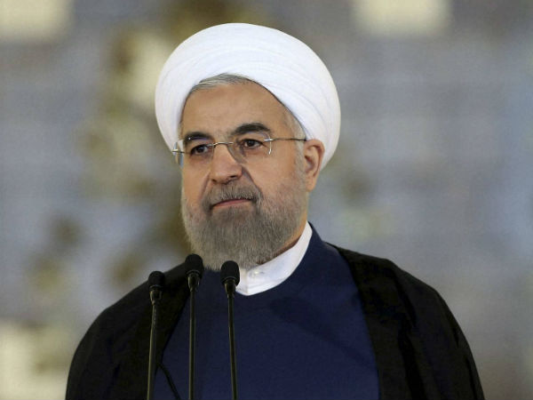Iran Prez hails relationship with France