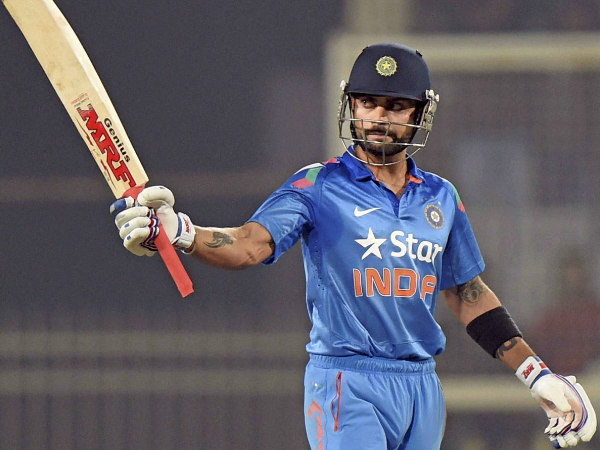 Another half century for Virat Kohli (File photo)