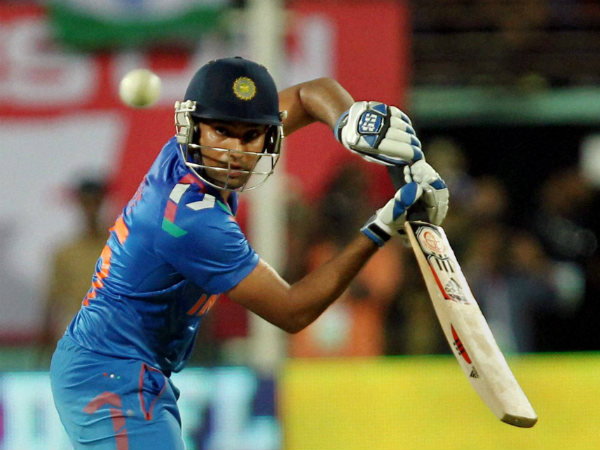 File photo: Rohit Sharma scored 60