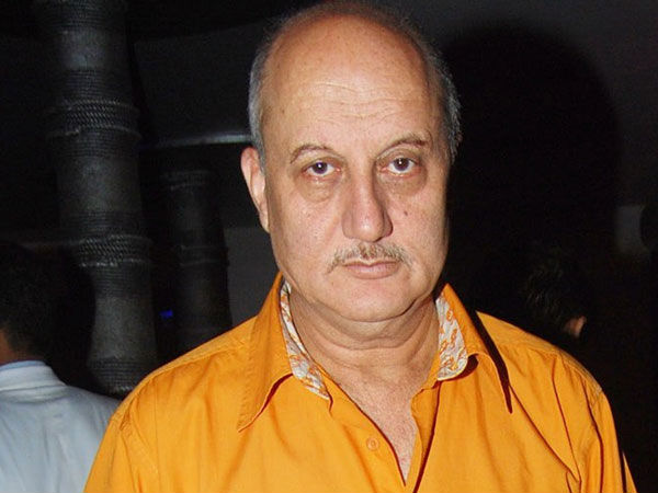 Don't care about those criticising my Padma awards: Anupam Kher